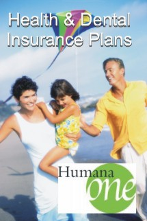 Get Humana One Health and Dental Insurance Quotes for families and Individuals