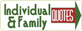 Individual and Familiy Health Insurance Quotes Blue Cross Blue Shield, Aetna, Humana, Cigna, Med Mutual, Kaiser Permanente, United Health One, Golden Rule, MD, VA, TX, DC, DE, OH, MI, CO, GA, PA